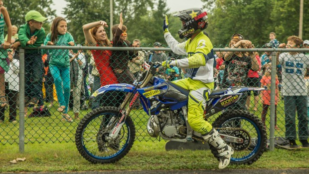 La plus grosse tournée de freestyle motocross au Canada passe à Richelieu !