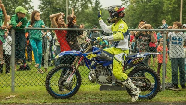 La plus grosse tournée de freestyle motocross au Canada passe à Richelieu !