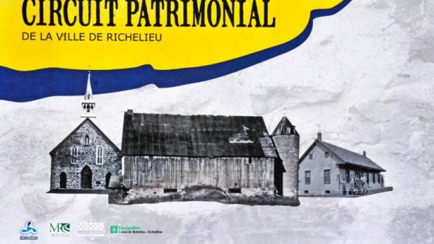 Inauguration de la deuxième phase du circuit patrimonial de Richelieu