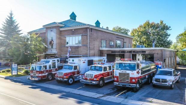 La Ville de Richelieu et ses pompiers concluent une entente