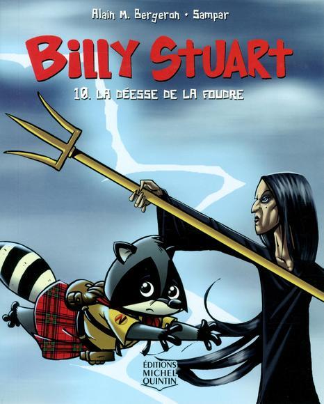Billy Stuart : la déesse de la foudre