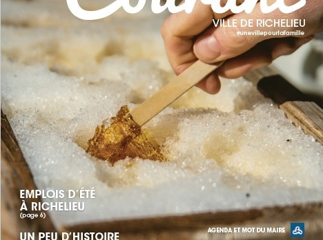 Consultez la toute nouvelle édition du Courant :