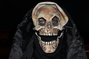 Un squelette effroyable! Ville de Richelieu Simon St-Michel