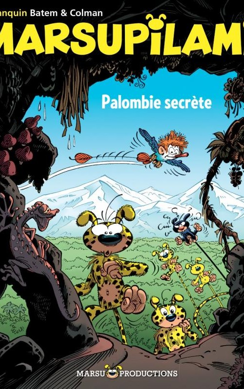 Palombie secrète «Marsupilami»