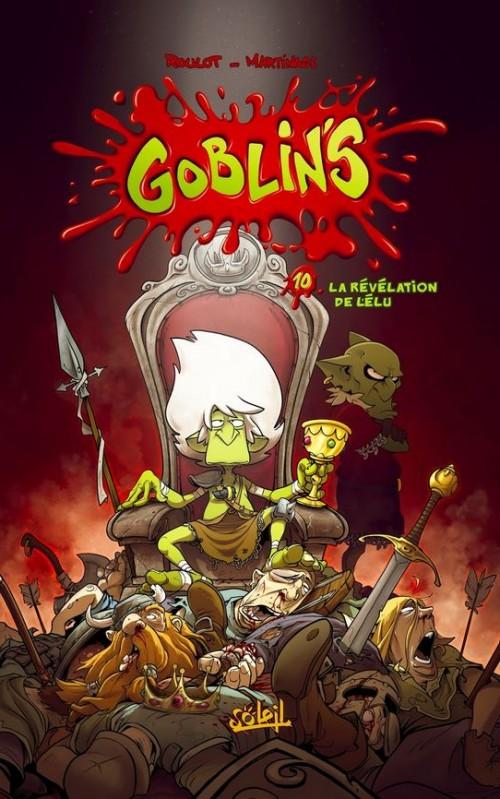 La révélation de l'élu. «Goblin's»