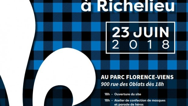 LA FÊTE NATIONALE À RICHELIEU
