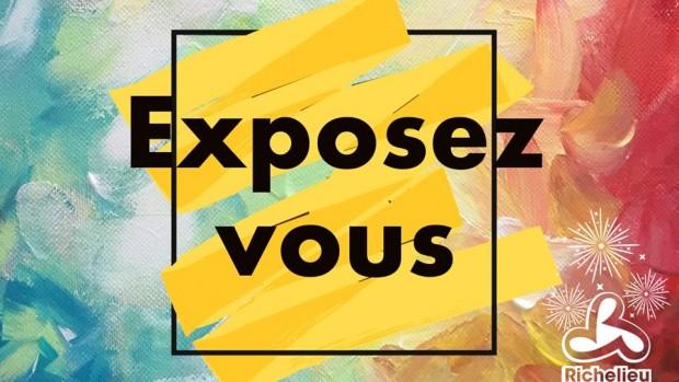 Richelieu en images : Exposition de photos et d'œuvres d'art