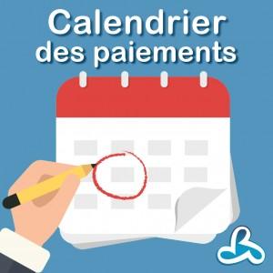 Taxation calendrier