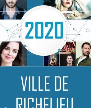 Richelieu dévoile sa programmation 2020