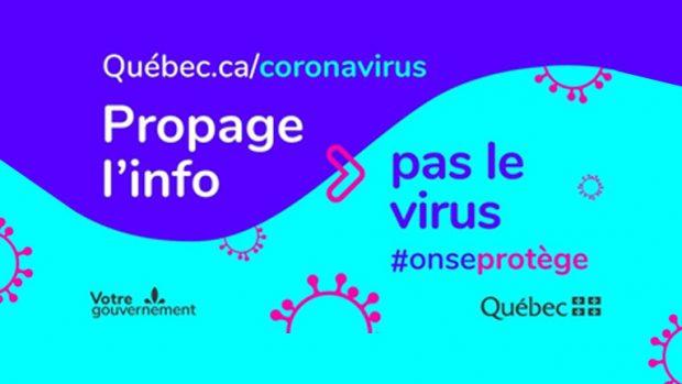 COVID-19 | La Ville de Richelieu ferme ses parcs jusqu'au 1er mai et annonce de nouvelles mesures de prévention