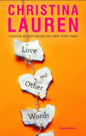 Love and other words : roman