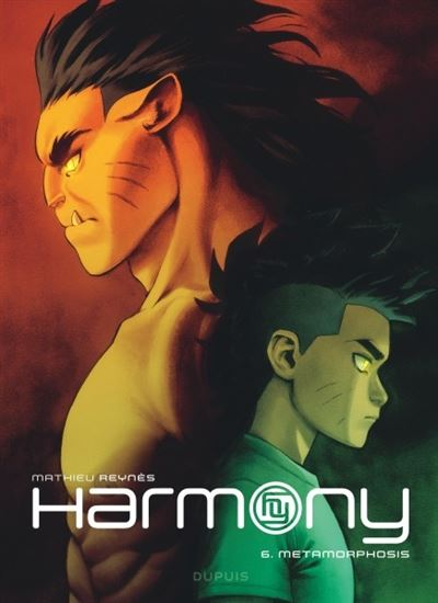 Harmony. 6, Metamorphosis